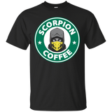 Mortal Kombat Scorpion Shirt
