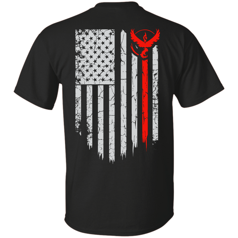 USA Flag Team Valor