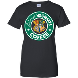 Hogwarts Coffee Shirt