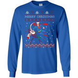 New Superman Smash Lex Ugly Sweater