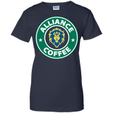 Alliance Coffee Shirt