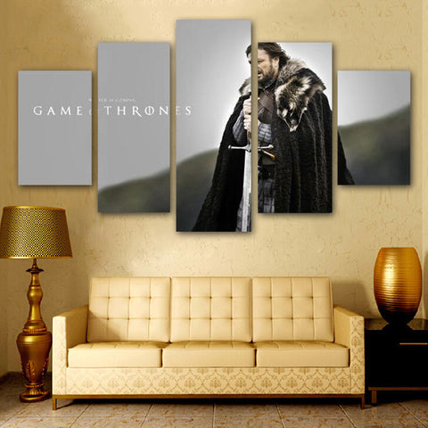 Game of Thrones Winter Poster