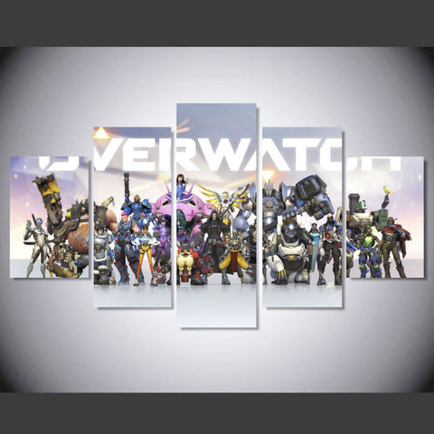 Overwatch Poster