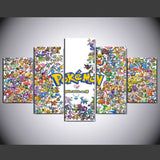 Pokemon Catch Em All Poster