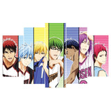 Basketball Anime Poster