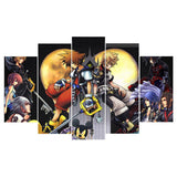Limited Edition Kingdom Hearts Poster