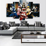 Mighty Power Rangers Poster