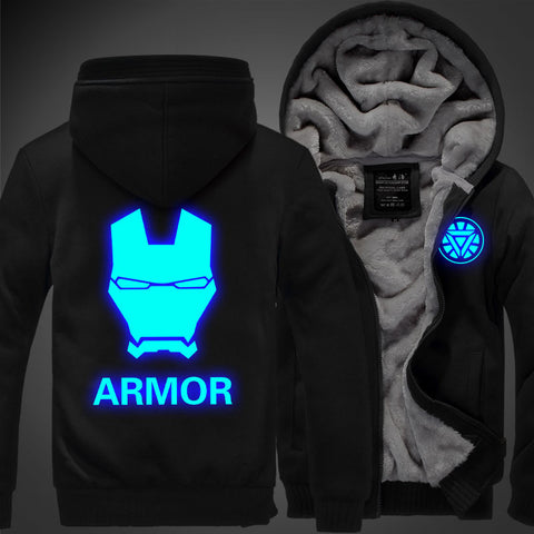 Luminous Ironman Jacket