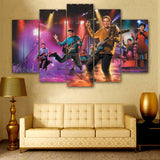 Star Trek Rock Poster