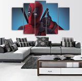 Thumbs Up Dead Pool Poster