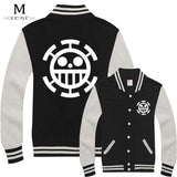 One Piece Varsity Jacket