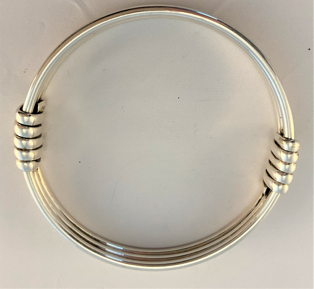 BS86: Sterling Bangle