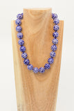 18mm royal/blue ceramic ball choker