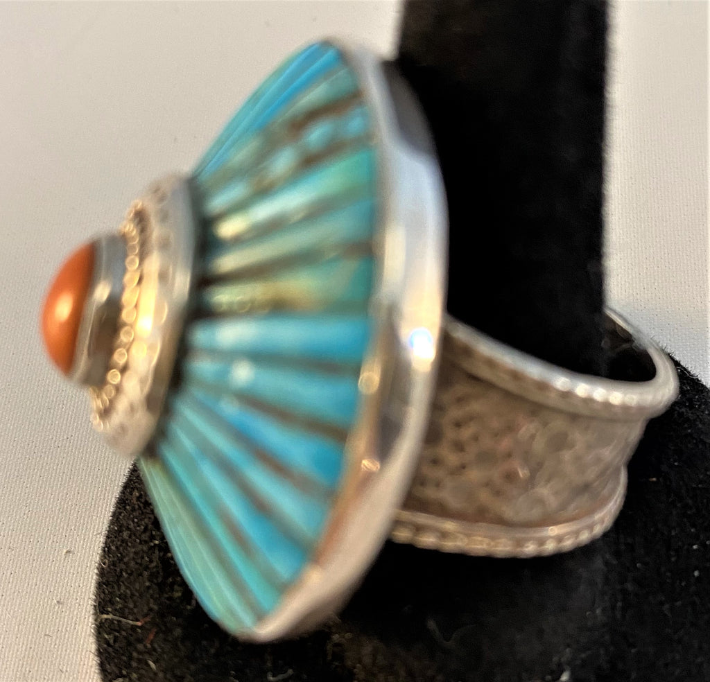 RS50: Turquoise Ring