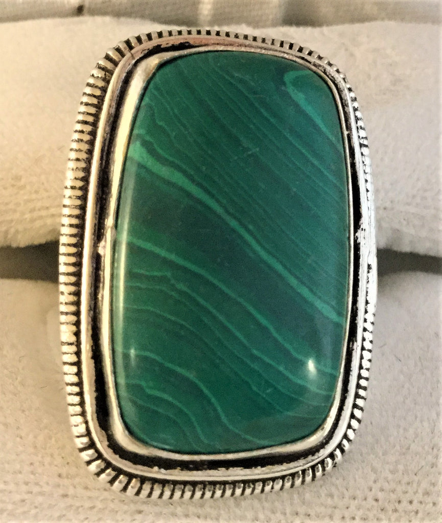 RS99: Malachite ring
