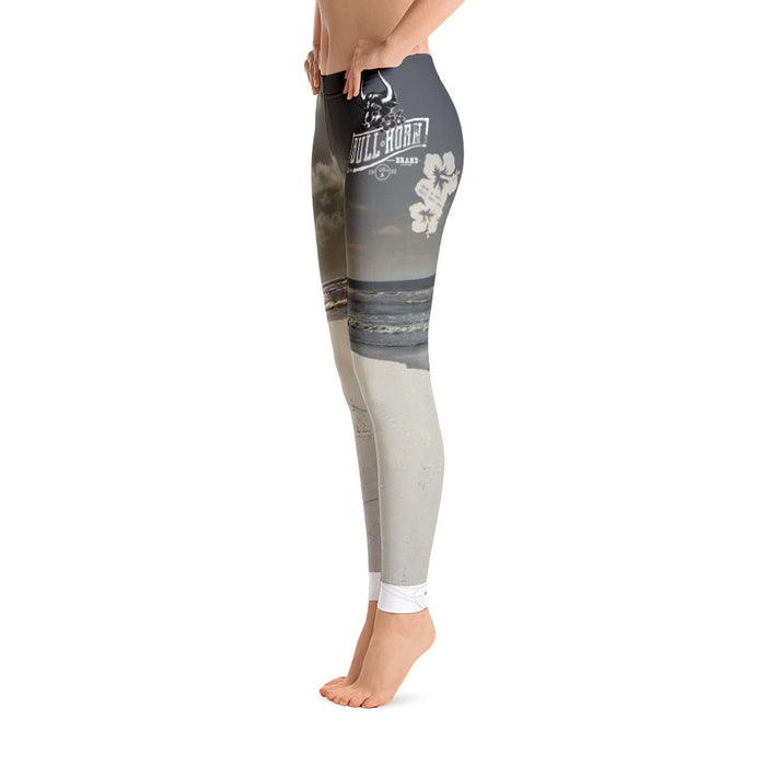 Bull Horn Brand Leggings 04