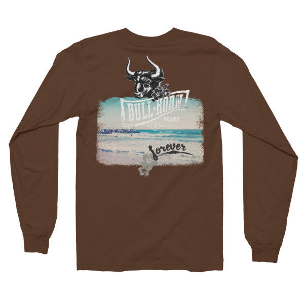 Bull Horn Brand // MEN // FOREVER Long sleeve 01