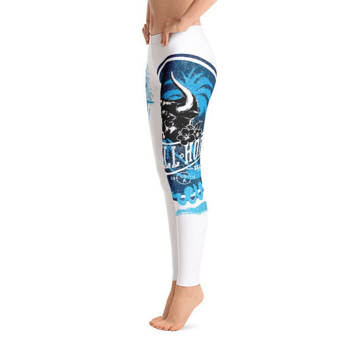 Bull Horn Brand Leggings 3
