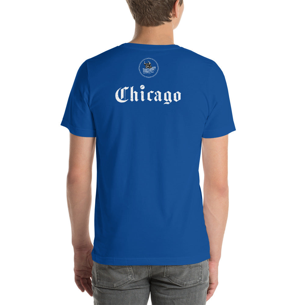 Chicago Cubs Holy Goat Unisex Tee