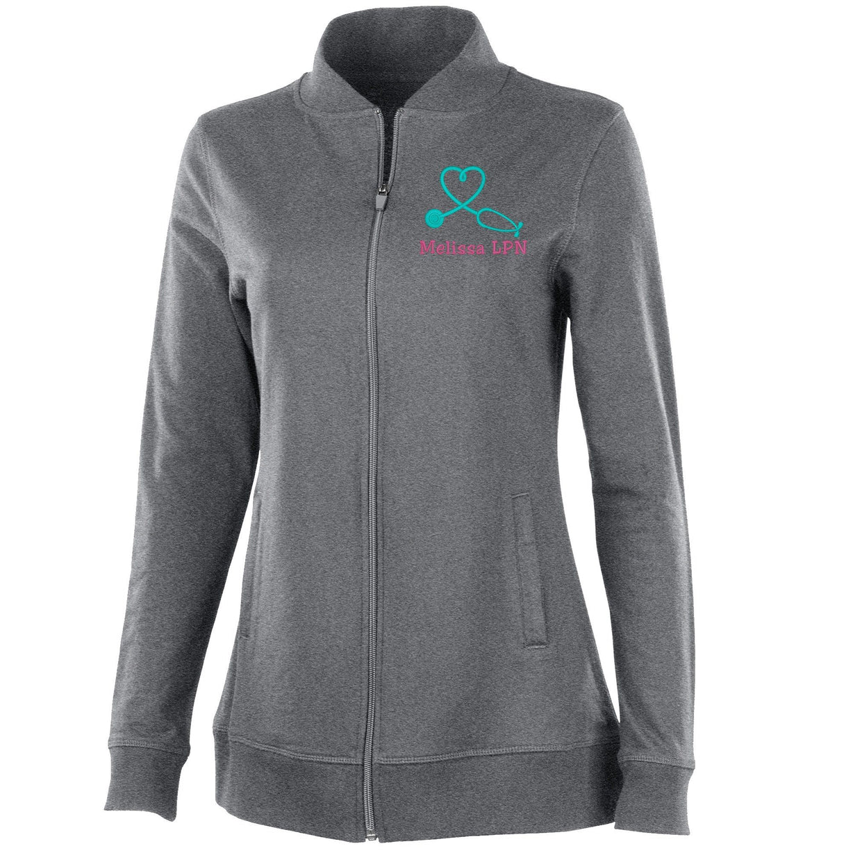 5087 | Women's Adventure Jacket | Personalized Nurse jacket