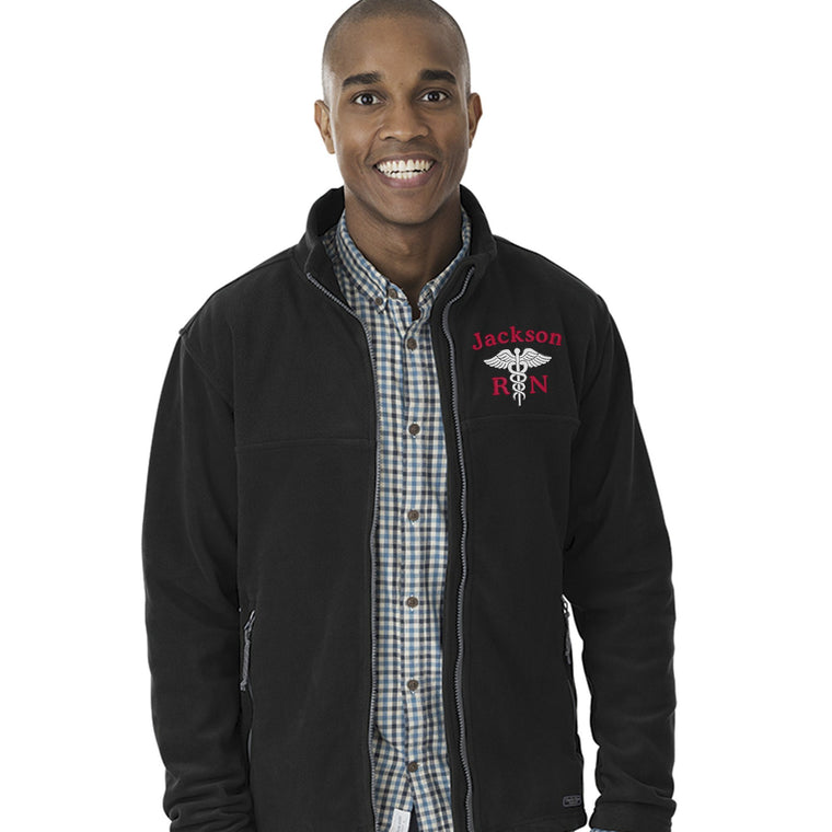 9150 | Men's Boundary Fleece Jacket