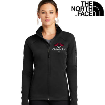 The North Face ® Ladies Mountain Peaks Full-Zip Nurse Jacket  | NF0A47FE