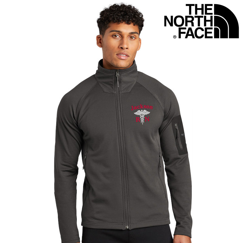 The North Face ® Men's Mountain Peaks Full-Zip Nurse Jacket  | NF0A47FD