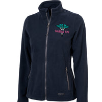 5250 | Women's Boundary Fleece Nurse Jacket