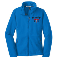 Port Authority XS / Skydiver Blue Closeout | L217  Port Authority® Ladies  Fleece Jacket