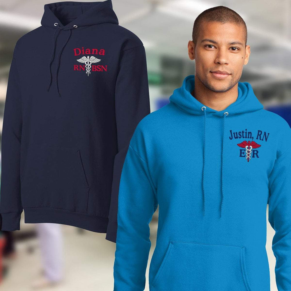 Port & Company sweatshirt PC78H  | Port & Company® -  Unisex Core Fleece Pullover Hooded Sweatshirt