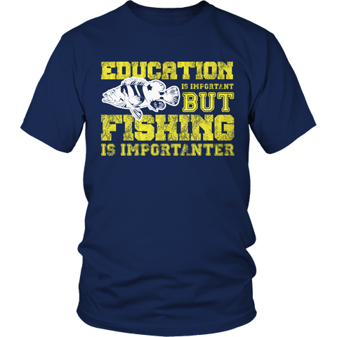 "Limited Edition - ""I Don't Care What Religion, Race, Ethnicity Or Gender You Are: My Job Is To Take Care Of All And Make A Difference!"" Navy Blue, Unisex T Shirt"