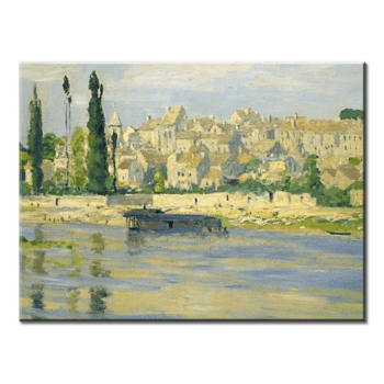 """Monet Painting 05"" 1 Panel Canvas Wall Art In L And XL Sizes"