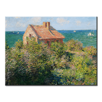 """Monet Painting 04"" 1 Panel Canvas Wall Art In L And XL Sizes"