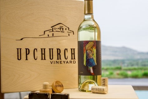 Winemaker Chris Upchurch Launches 2016 Southwest Facing to Complement his Red Mountain Lineup Upchurch Vineyard Pioneers Euro-Inspired Sauvignon Blanc from Washington State