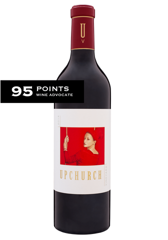 2010 Upchurch Vineyard Cabernet Sauvignon