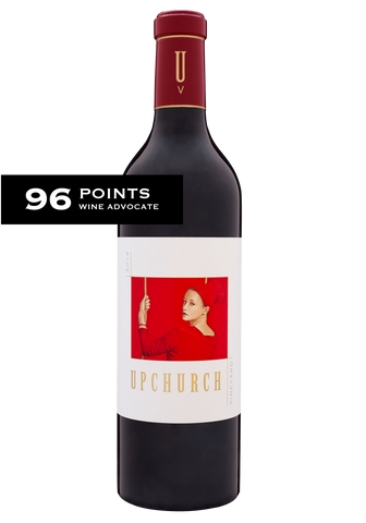2012 Upchurch Vineyard Cabernet Sauvignon