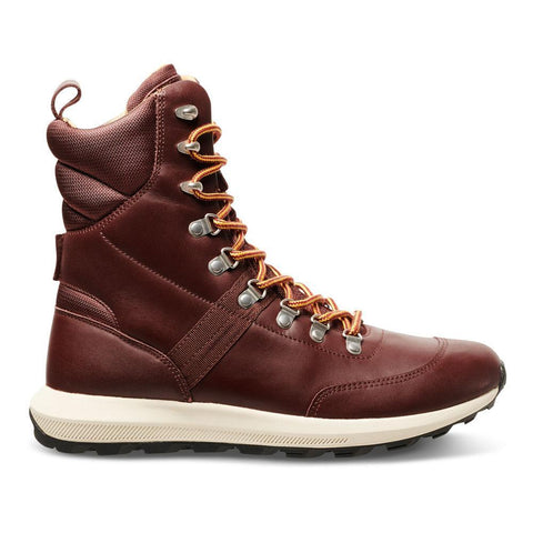 Grid Alpine TR // Bordeaux / Nomad Leather // Men / 50% OFF - MOBS Shoes