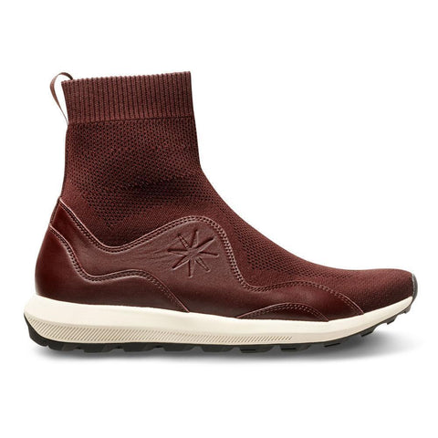 Grid Phase TR // Bordeaux/Nomad Leather // Men / 50% OFF - MOBS Shoes