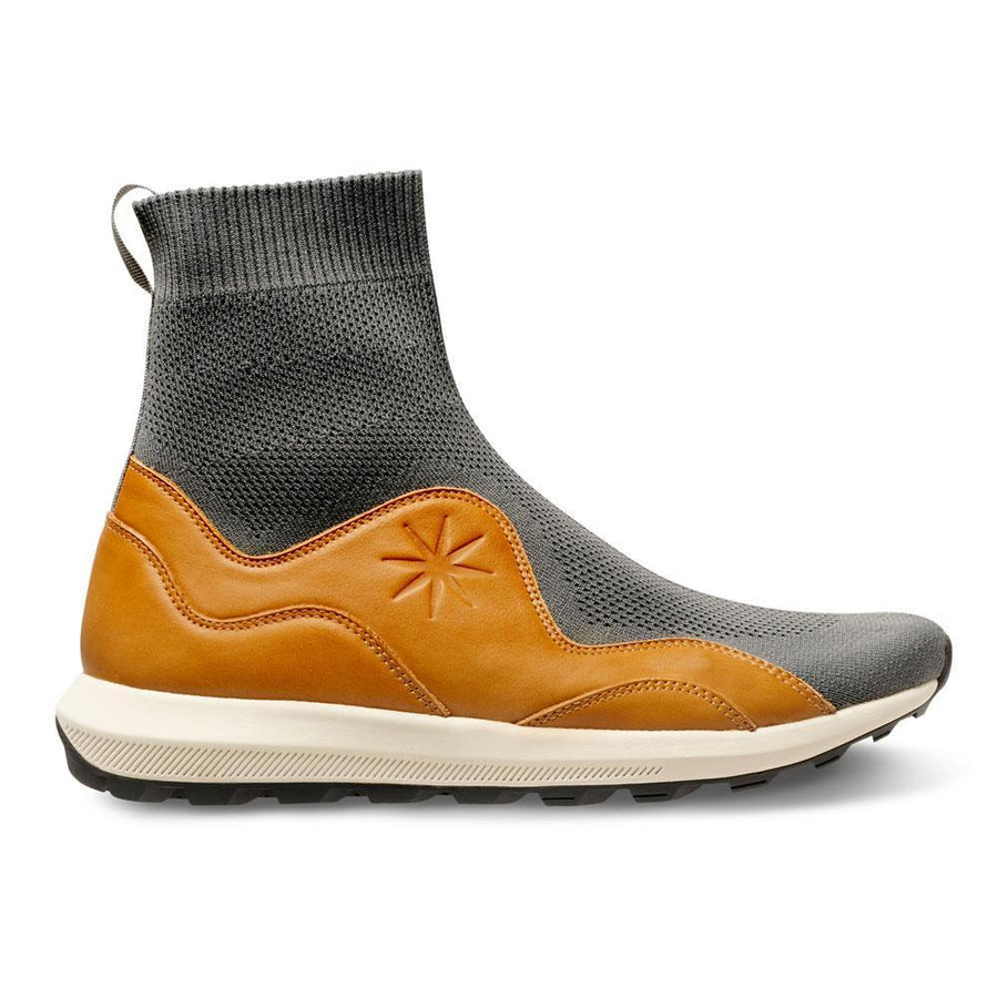 MOBS Grid Phase TR Knit Shoe Kudu Side View