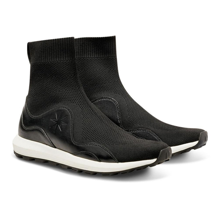 Grid Phase TR // Noir/Nomad Leather // Women / 30% OFF - MOBS Shoes