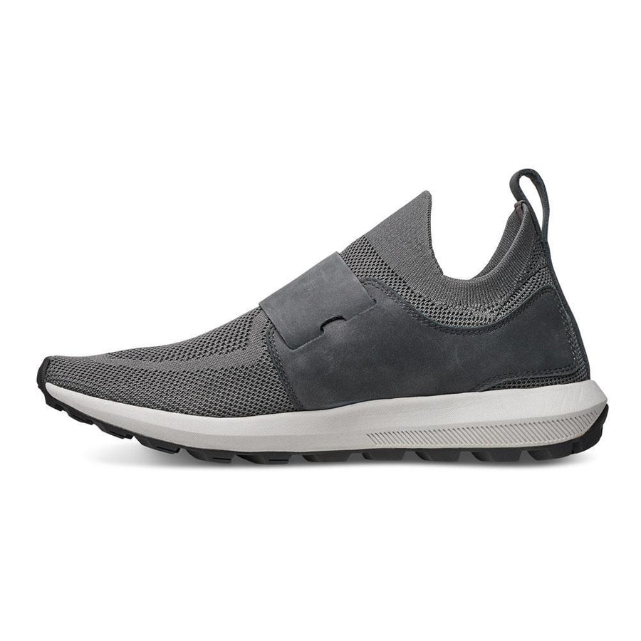 Women's MOBS Knit Grid Set TR Shoe Bloc Grey/Nubuck Medial View