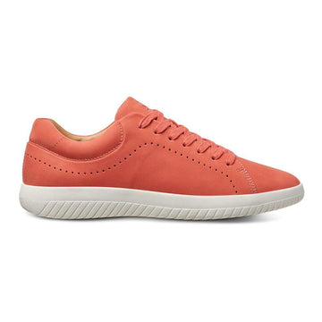 Tread Low // Coral/Nubuck // Women - MOBS Shoes