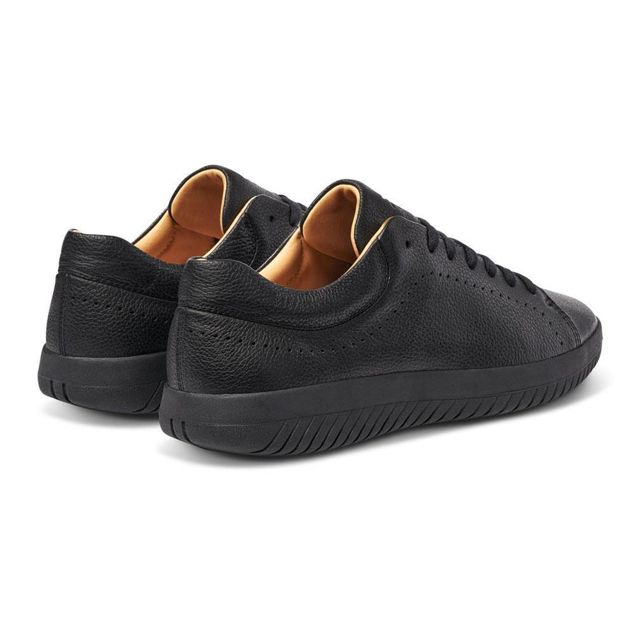 Tread Low // Onyx/Tumbled Leather // Men / 30% OFF - MOBS Shoes