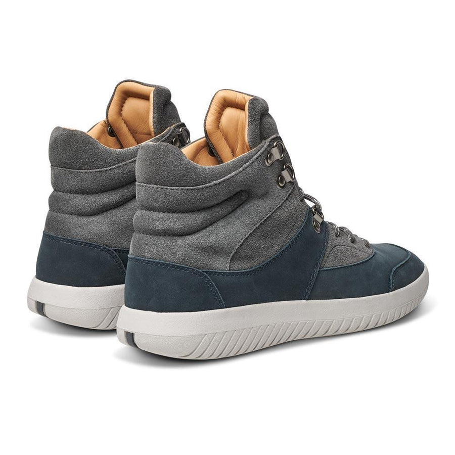 Tread Maquis // Bloc Grey Suede/Nubuck // Women - MOBS Shoes