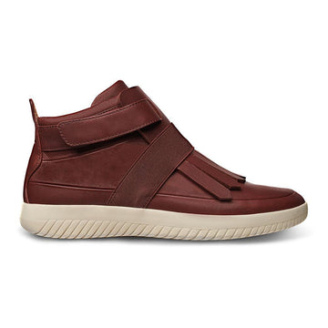 Tread Moc // Bordeaux/Nomad Leather // Women / 50% OFF - MOBS Shoes