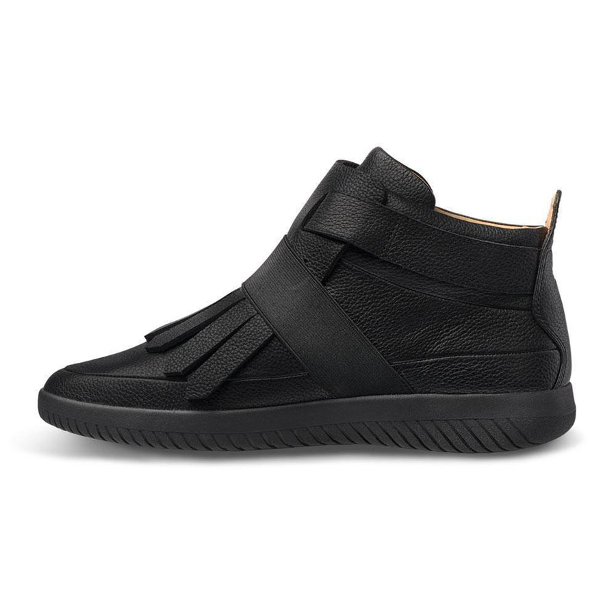 Tread Moc // Onyx/Tumbled Leather // Women / 50% OFF - MOBS Shoes