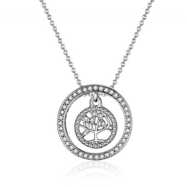 Mythical Tree Of Life Necklace