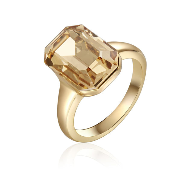 Golden Shadow Laverna Ring