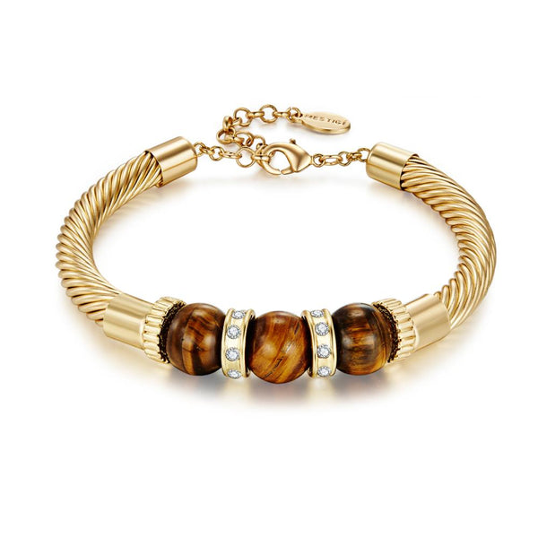 Tiger-Eye Lithe Bracelet