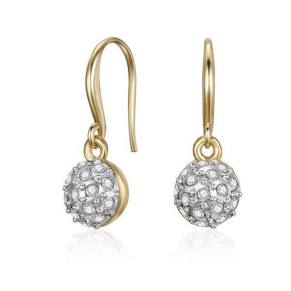Golden Scarlett Earrings